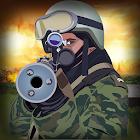 Sand War The Army Gun Fight + icon