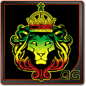 Rastafari Lion of Judah LWP