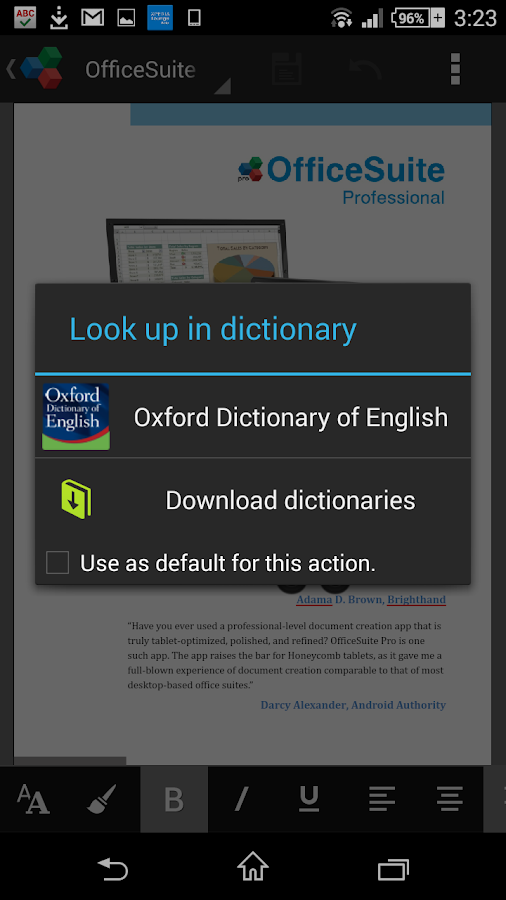 how to add a dictionary to the pkay book