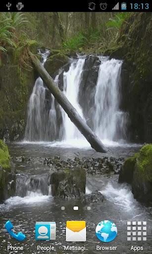 Waterfall LWP