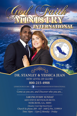 God Faith Ministry Int.
