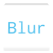 LiveBlurListView Demo