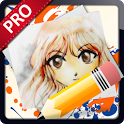 Drawing Anime Manga PRO icon