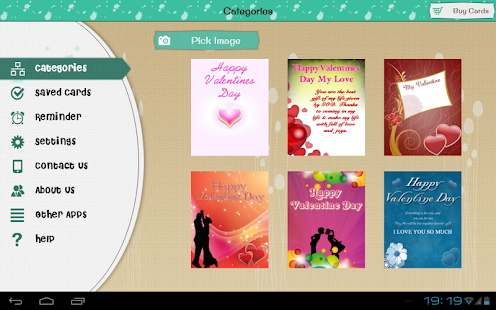 E-Cards - screenshot thumbnail