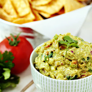 Spicy Guacamole.