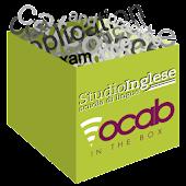 Vocabulary in the box