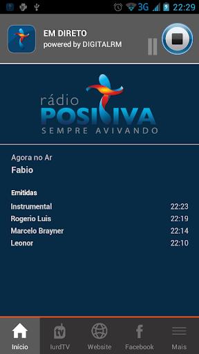 Rádio Positiva Portugal