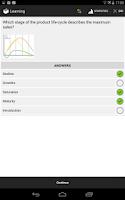 Screenshot of BRAINYOO flashcard App