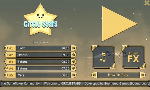 Circle Stars