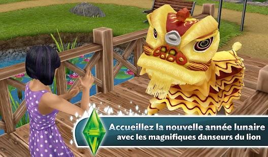 Les Sims™  FreePlay - screenshot thumbnail