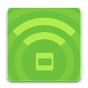 Travel card reader icon
