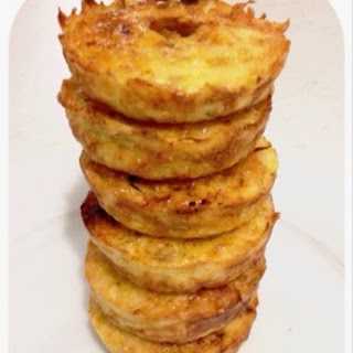 Tasty Potato and Mustard Rings (gluten free)