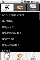 Screenshot of French cult sounds Premium