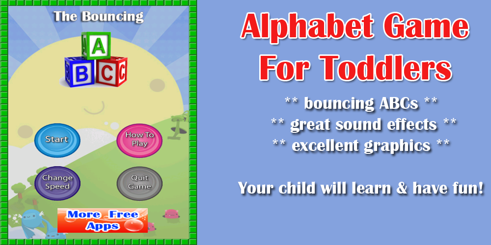 Free ABC Game - screenshot