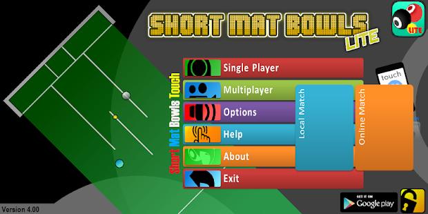 Bowls : Short Mat Bowls LITE