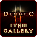 Diablo3 Item Gallery icon