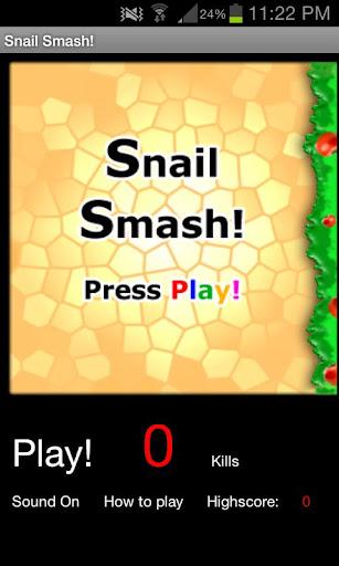 Snail Smash