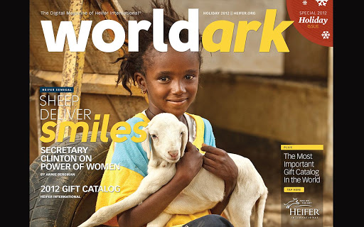 World Ark Magazine