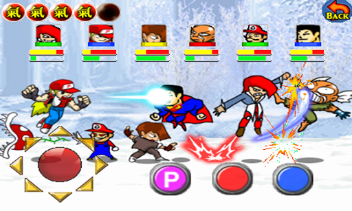 Mighty Fighter 2 apk screenshot 7
