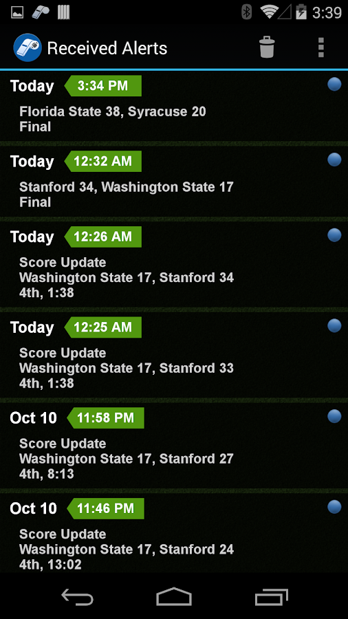 ncaafootball scores today ignition casino sportsbook