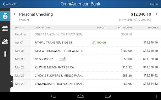 【免費財經App】OmniAmerican Bank-APP點子