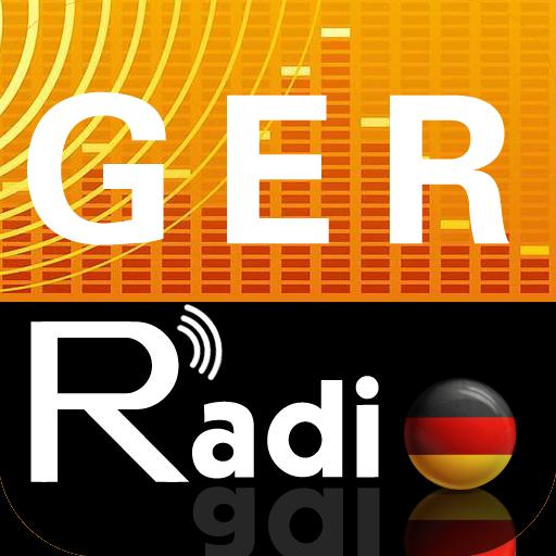 德國廣播及網絡電台 LOGO-APP點子