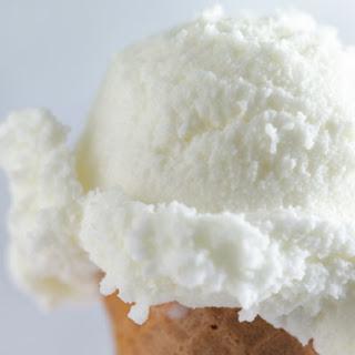 Tangy Frozen Greek Yogurt.