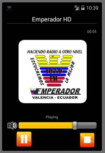 EMPERADOR FM HD