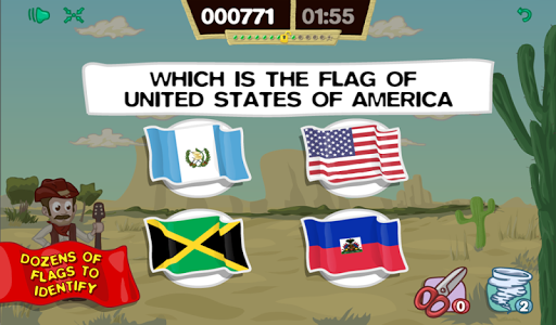 Quiz Challenge: World Flags