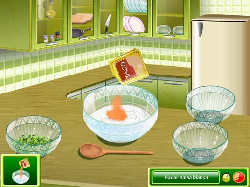 魚炸玉米餅 - 烹飪比賽