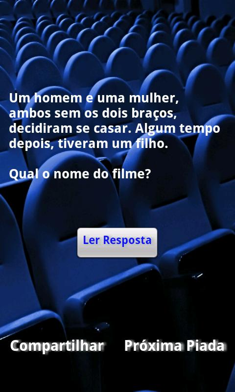 Piadas de Filmes - screenshot
