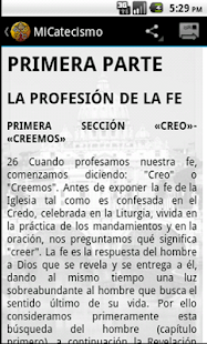 miCatecismo Catecismo Católico- screenshot thumbnail