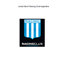 Lector Móvil Racing Club icon