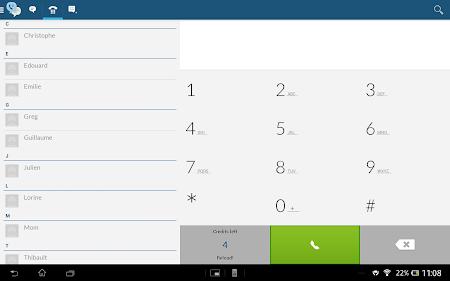Text Me!  Free Texting & Call 2.8.8 screenshot 13539