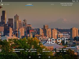Screenshot of Atmospheric: Weather