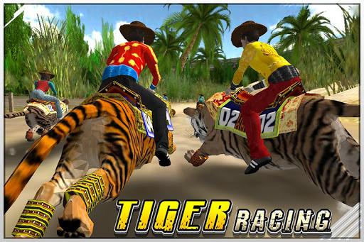 Tiger Racing 3D