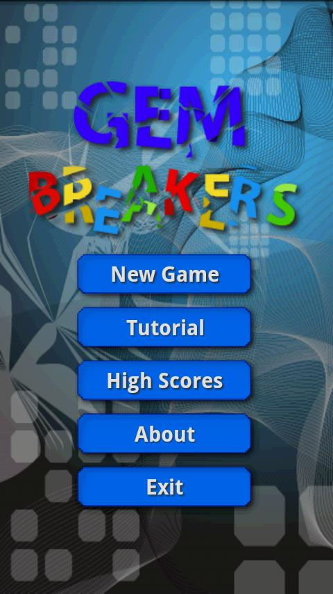 Gem Breakers Lite - screenshot