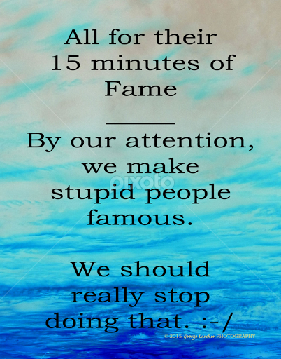 15 minutes of fame quote