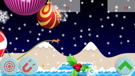 Frozen Reindeer Dash