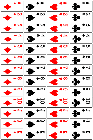 52 On 1 Card Trick