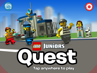 LEGO® Juniors Quest - screenshot thumbnail