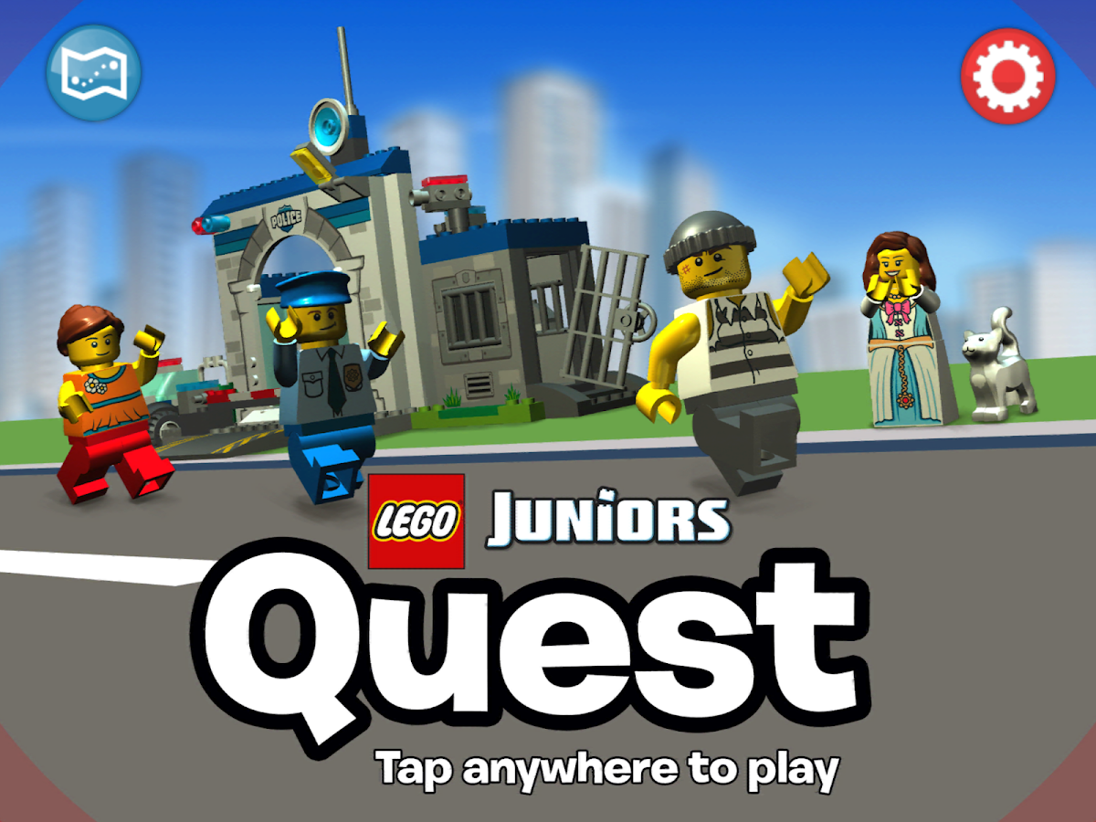 LEGO® Juniors Quest - screenshot