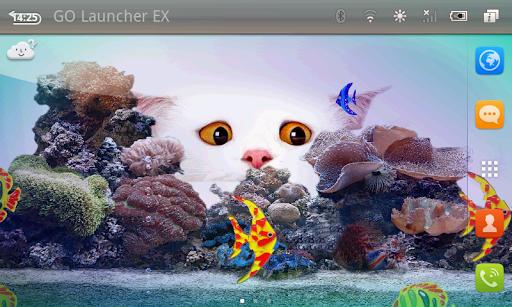 【免費個人化App】Белый Кот и аквариум-APP點子