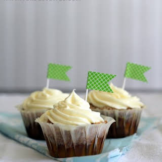 Perfect Cream Cheese Frosting.