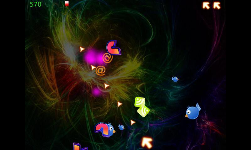 Web Wars- screenshot