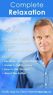 Complete Relaxation - Hypnosis- screenshot thumbnail