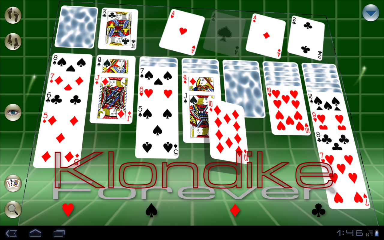 Klondike Forever- screenshot