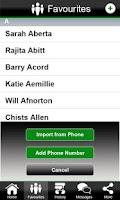 Screenshot of On Call