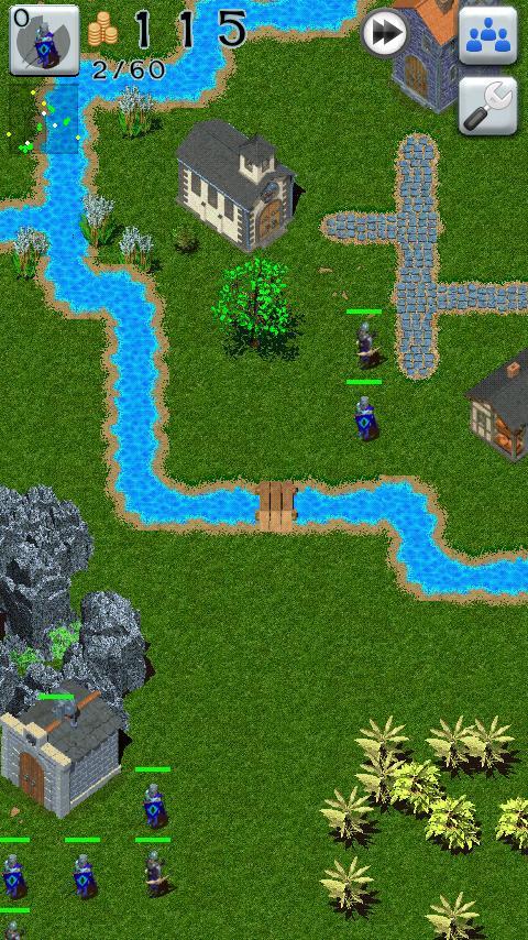 Defense Craft Strategy Free - screenshot
