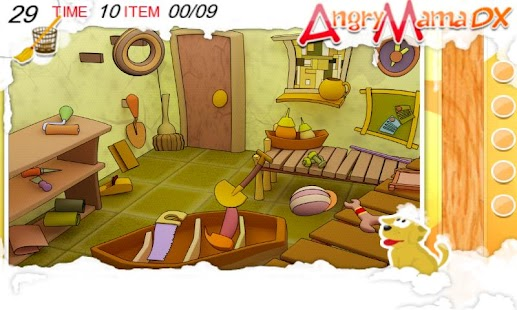 Angry Mama Deluxe:  Puzzle- screenshot thumbnail